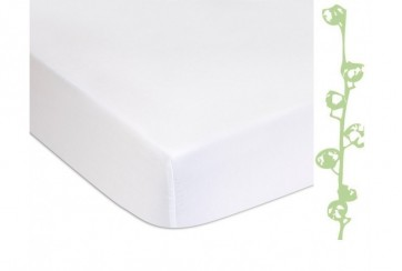 Protège matelas, alèse 70x140 Imperméable Coton Bio (Lot de 2)
