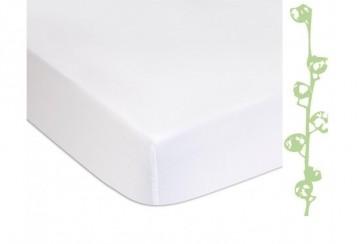 Protège matelas, alèse 60x120 Imperméable Coton Bio (Lot de 2)