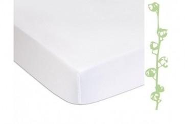 Protège matelas, alèse 40x90 Imperméable Coton Bio (Lot de 2)