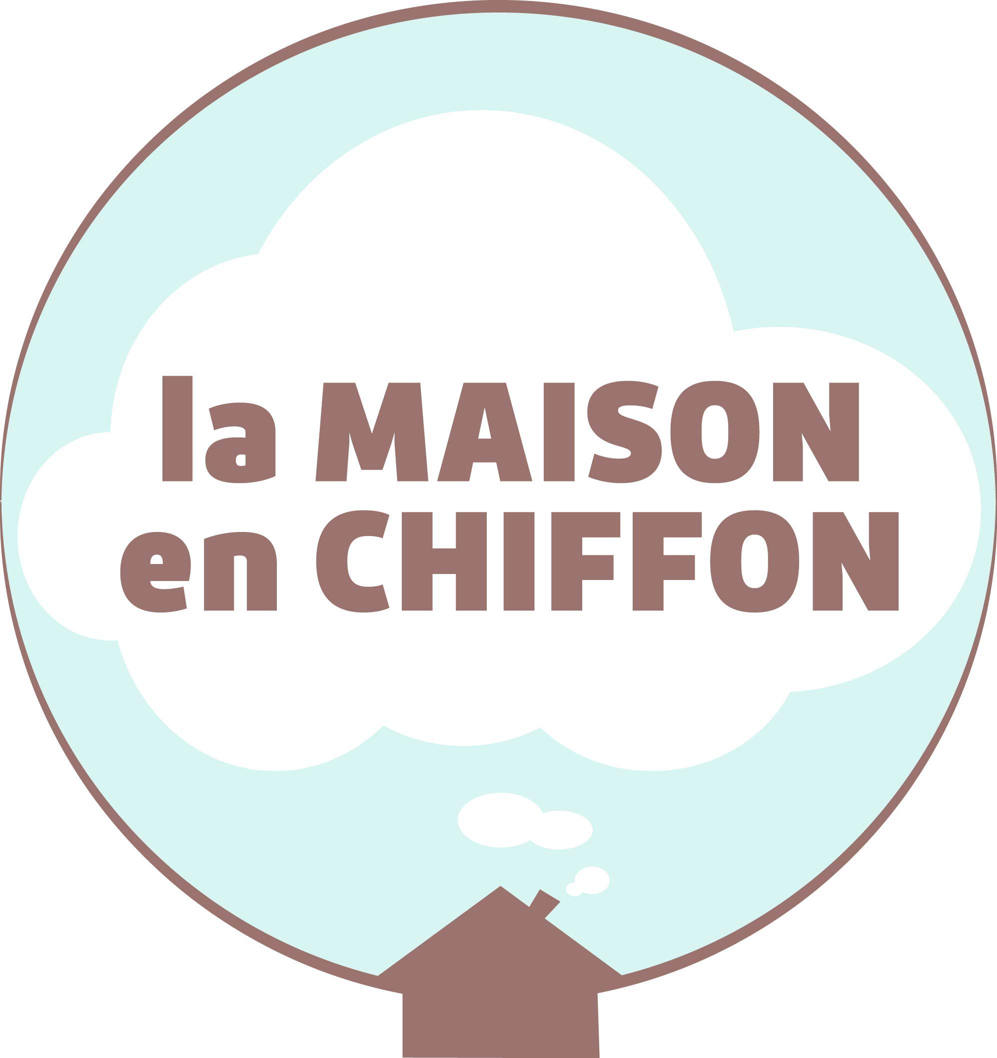la maison en chiffon logo